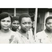 A.E.F. Jeunes filles Galoases