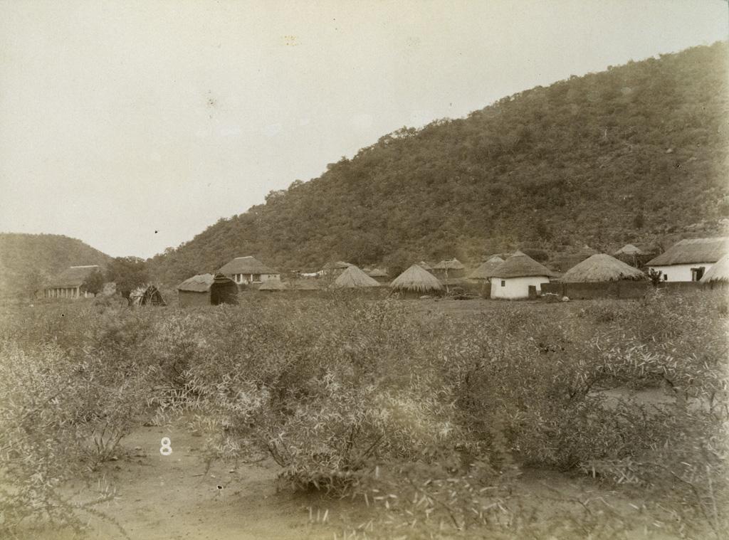 A Saul's Poort, la station de M. Gonin