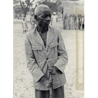 Abrahama, chef chrétien du village de lépreux