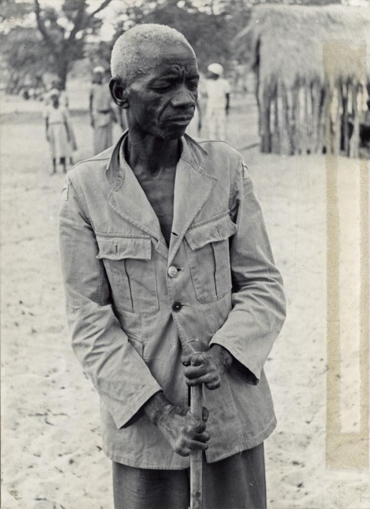 Abrahama, chef chrétien du village de lépreux / Jean-Louis Baumgartner