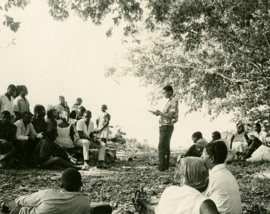 Activités de jeunesse / non identifié (1950/1960)