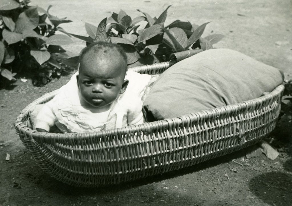 Ada, petite orpheline