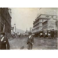 Adderley Street, Le Cap