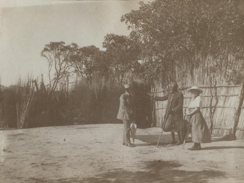 Adieux au village de Maimai / non identifié (1918)