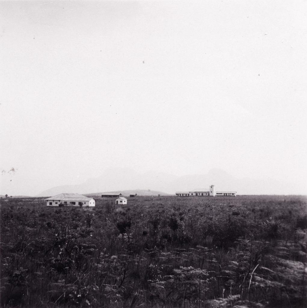 Aérodrome de Foumban - Koutaba / Daniel Broussous (circa 1954)