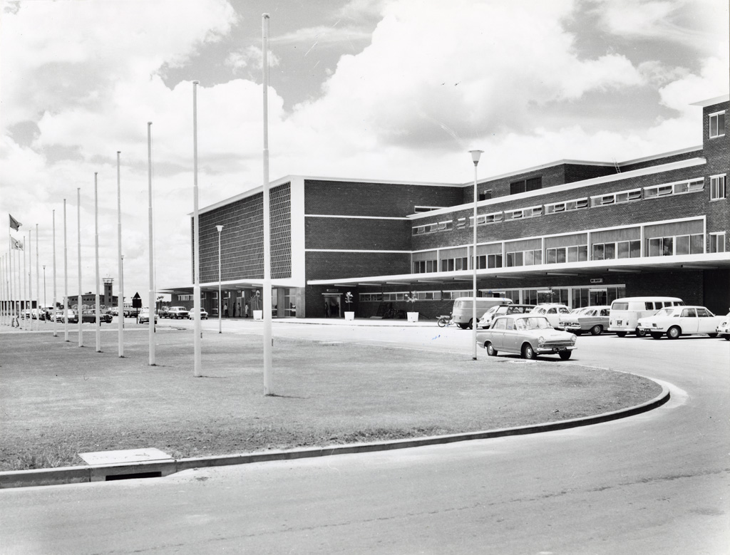 Aéroport de Lusaka