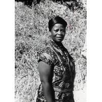 Alice Lenshina, leader du mouvement d'Alice