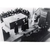 Allocution de M. Farelly pour l'inauguration de l'Eglise du Centenaire à Douala