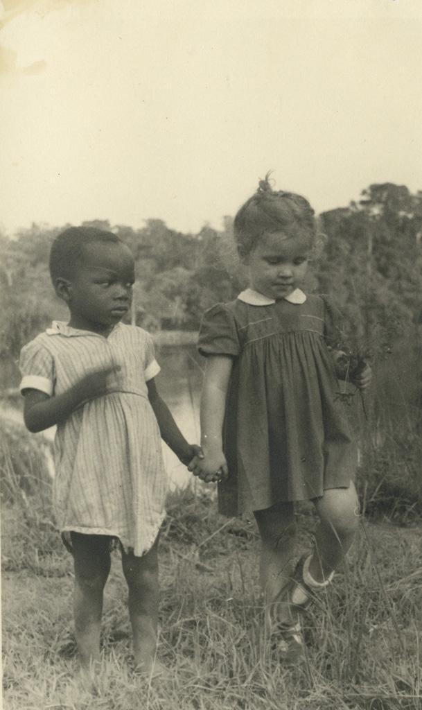 Amitié noire et blanche