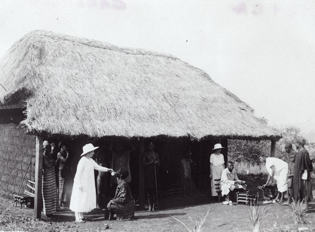 Ancien dispensaire de Foumban