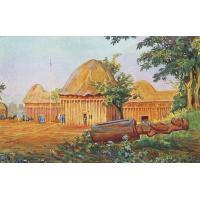 Ancien palais royal et Nkindi