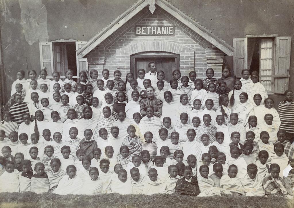 Ancienne école de Melle Vidil / non identifié (1898/1900)