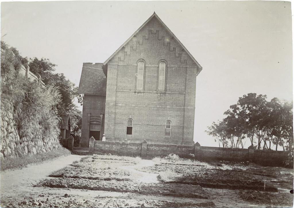 Ancienne école normale devenue école primaire supérieure / non identifié (1900/1940)