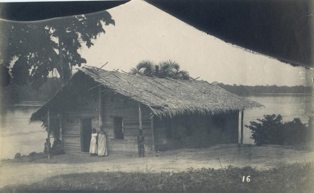 Annexe de Wombolia (Bas-Ogooué)