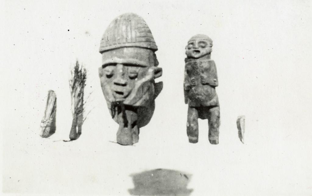 Art Bamoun, statuettes