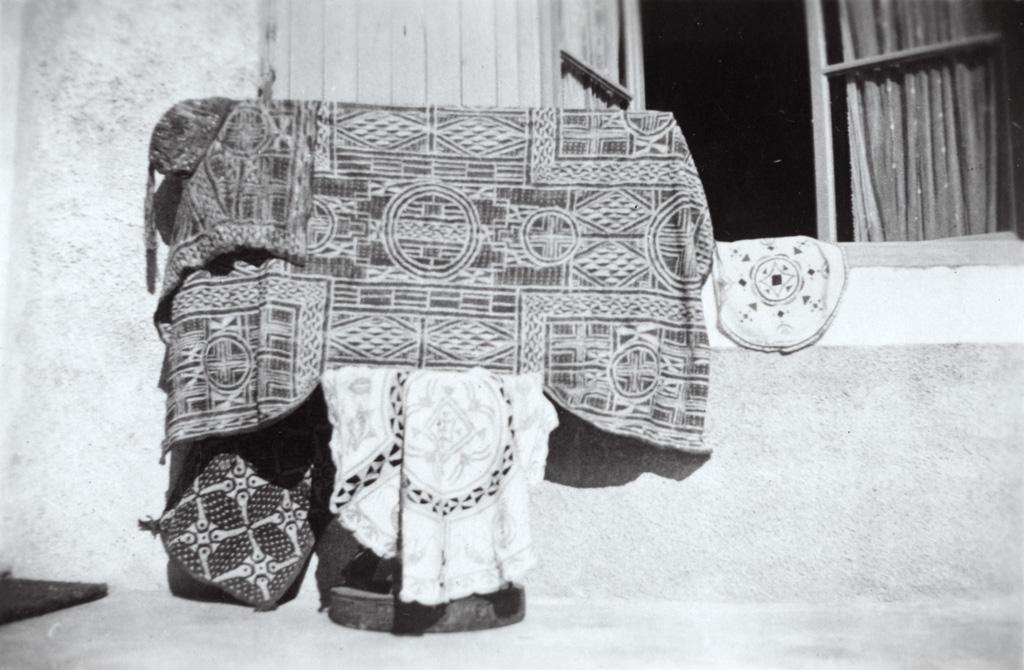 Art Bamoun, textiles