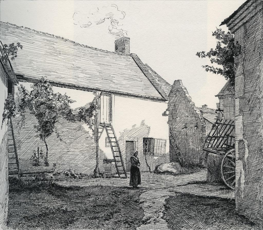 Asnières, Maison où Coillard enfant a vécu avec sa mère