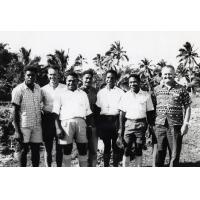 Assemblée de Lifou : photo de groupe de délégués