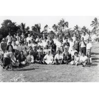 Assemblée des Eglises du Pacifique à Chepenehe, 1966 : délégués