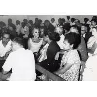 Assemblée des Eglises du Pacifique à Chepenehe, 1966 : la délégation française de Tahiti et de Nouvelle-Calédonie