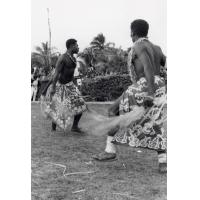 Assemblée des Eglises du Pacifique à Chepenehe, 1966 : un spectacle de danse