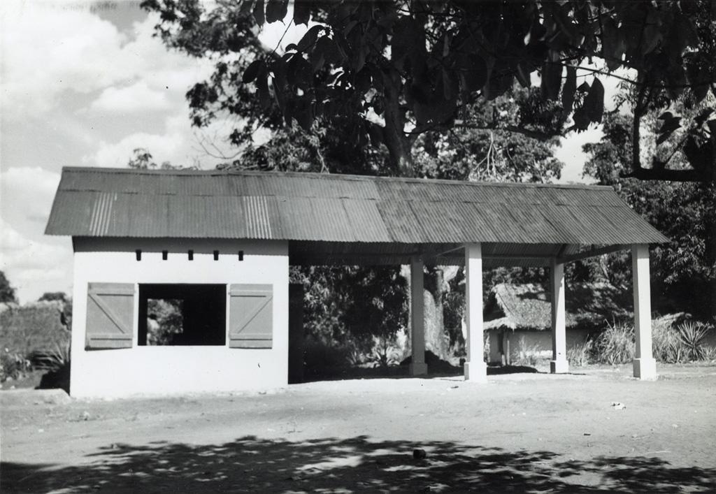 Atelier inauguré en 1953