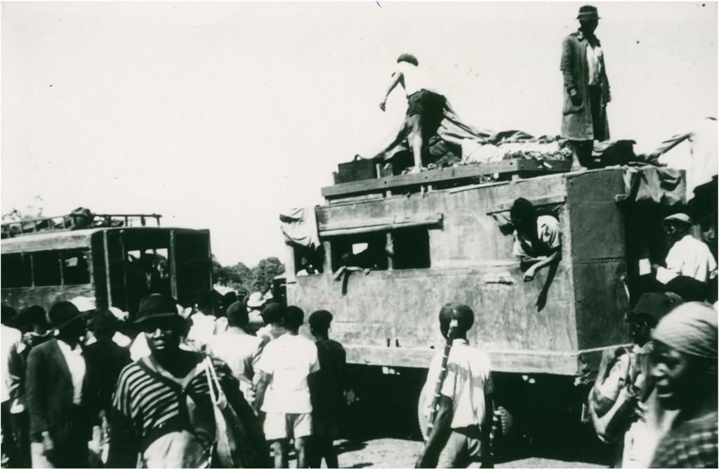 Autobus Bamiléké