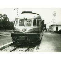 Autorail à Yaoundé