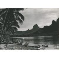 Baie de Cook, île de Moorea