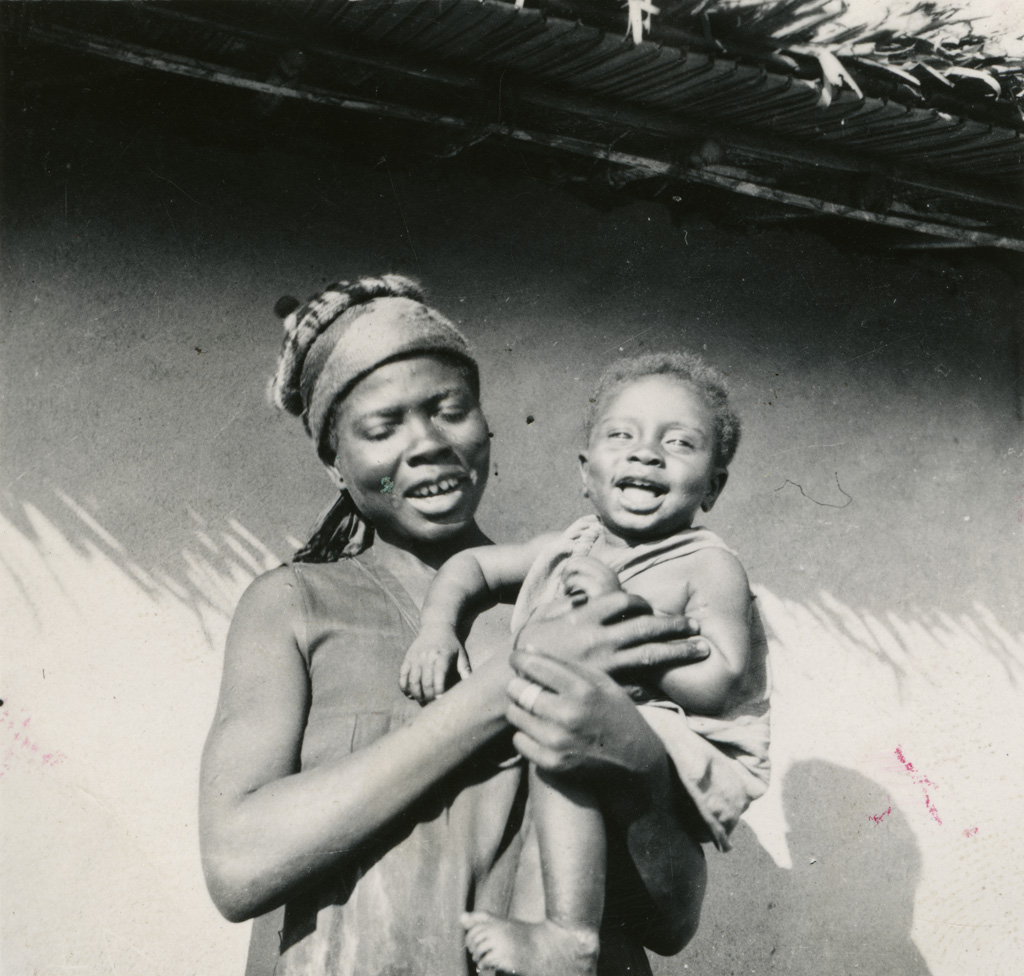 Bangwa / Heintz Barasch (1937/1950)