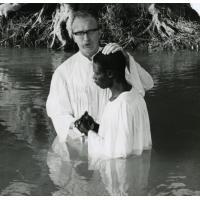Baptême par immersion, mission baptiste du Cameroun