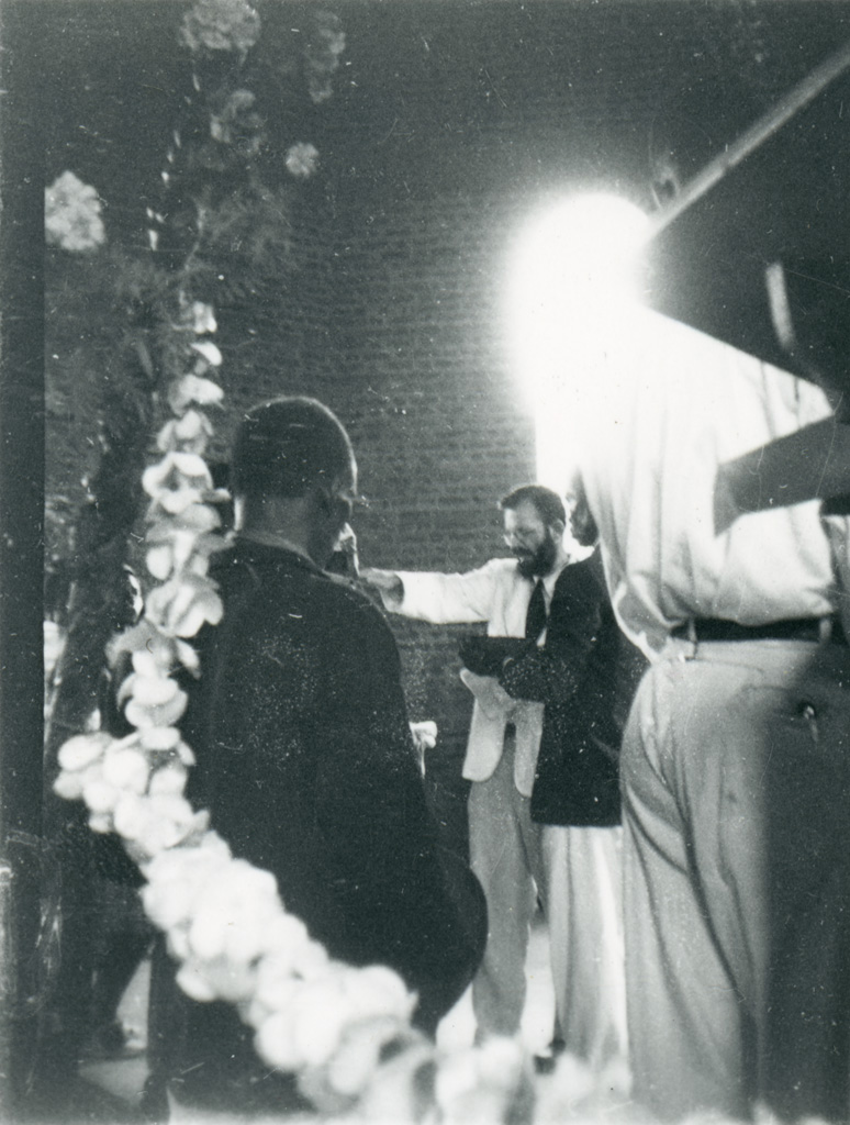 Baptêmes à Mfoul, Gabon