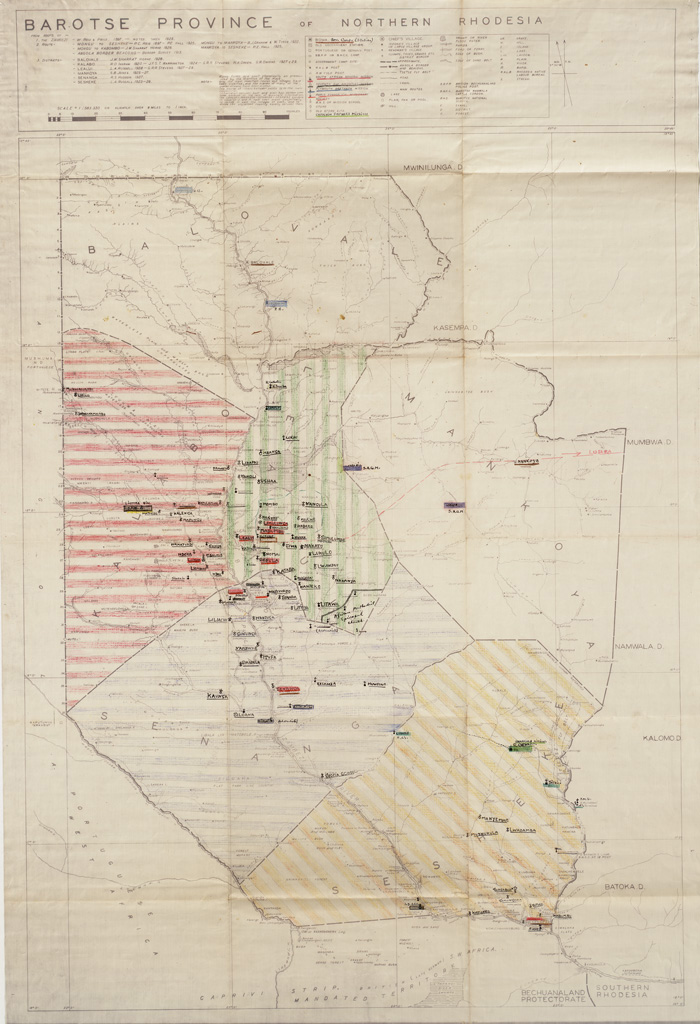 Barotse province of Northern Rhodesia ([ca 1930])