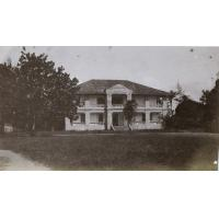 Bâtiment de l'administration générale à Douala