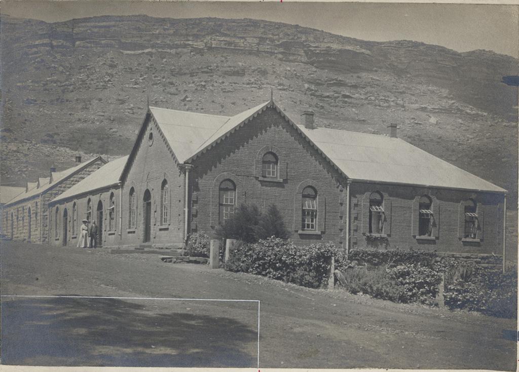 Bâtiments de l'école Normale de Morija