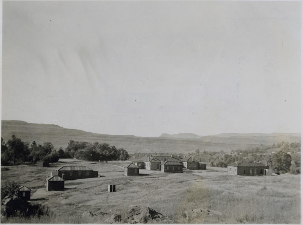 Bâtiments de l'hôpital de Morija