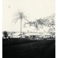 Bâtiments de l'internat de Bangangté
