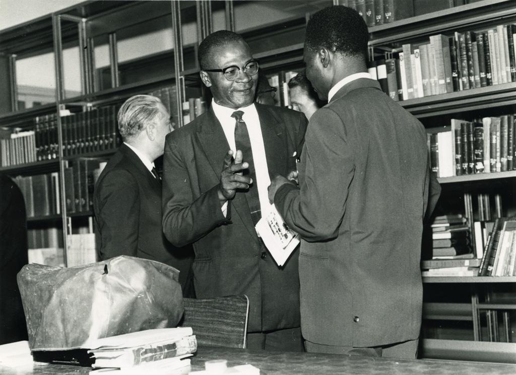 Bibliothèque de la faculté de théologie de Yaoundé