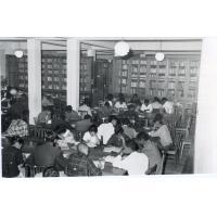 Bibliothèque de la nouvelle université