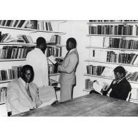 Bibliothèque du collège officiel de Mindolo