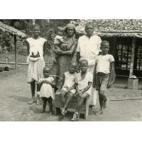 Bilône et sa famille