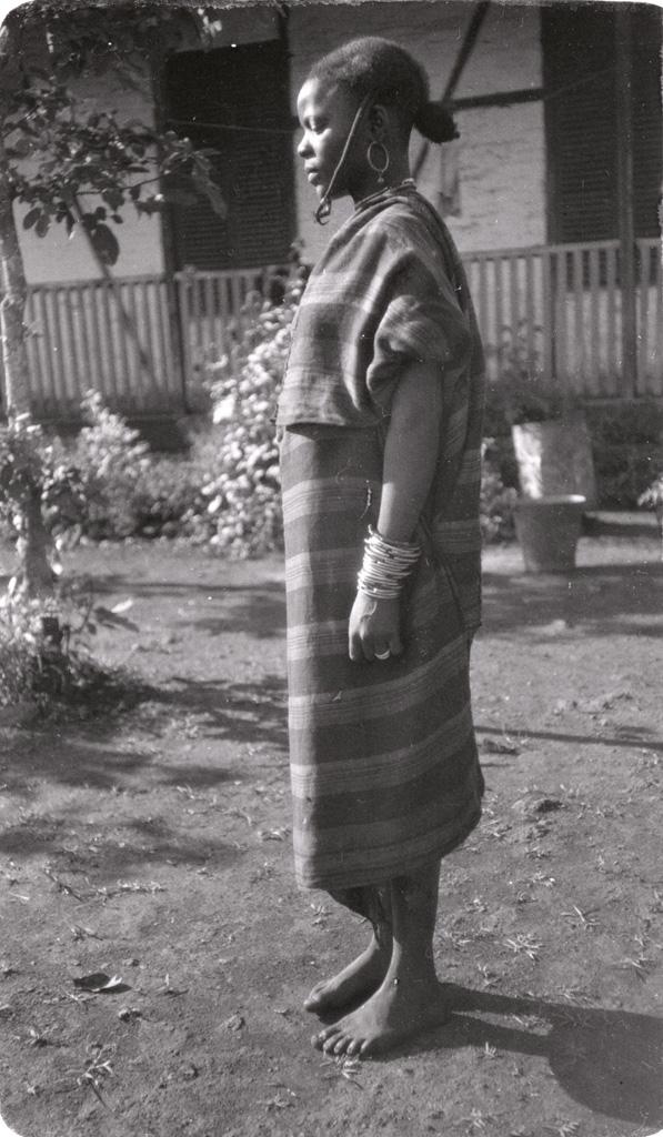 Bororo origine Berbere Foumban nomades / non identifié (1920/1940)