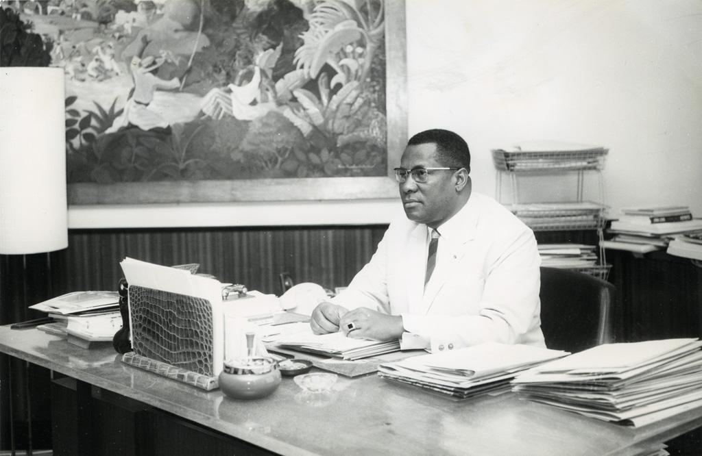Botokeky, ministre des Affaires Culturelles