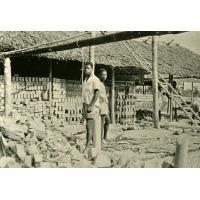 Briques pour la construction de la léproserie