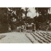 Briqueterie à Lambaréné