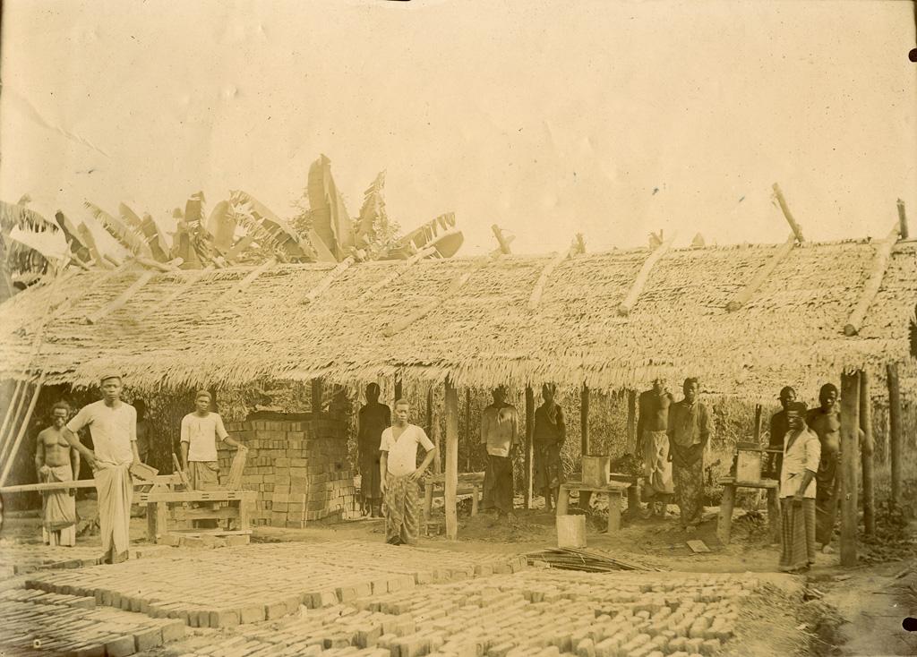 Briqueterie de Samkita