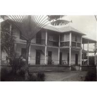 Bureaux de la Mission de Paris à Bonadibong