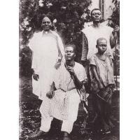 Cameroun, Chef Bamoun et sa famille