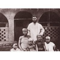 Cameroun - Evangéliste de Foumban et sa famille