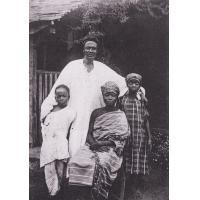 Cameroun - Famille chrétienne à Foumban